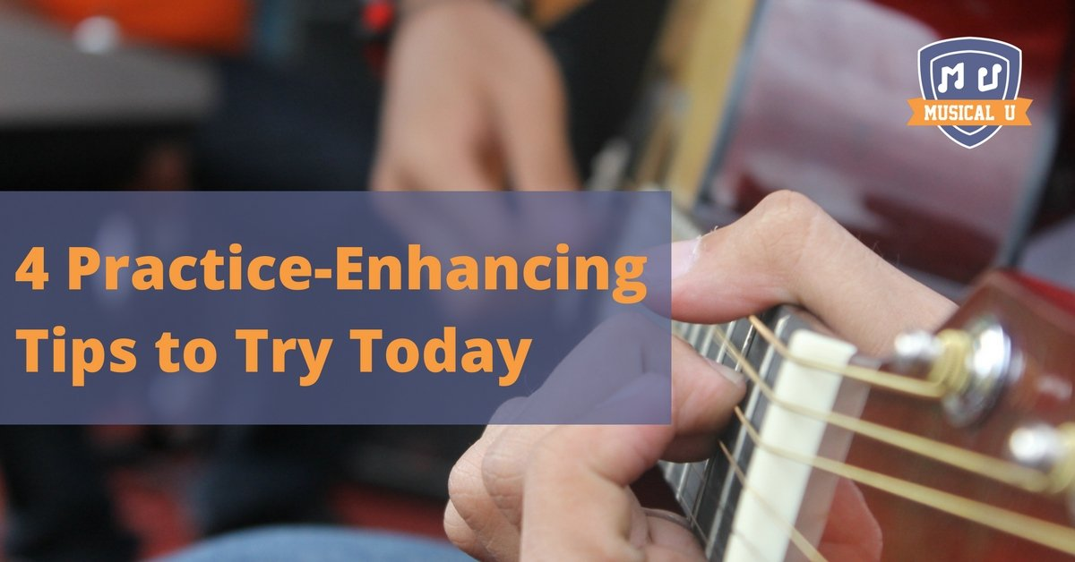 4 Practice-Enhancing Techniques to Try Today