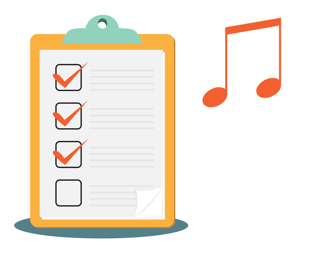 Musicality Checklist