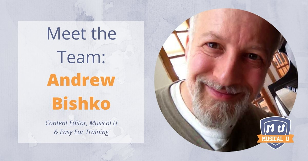 Meet the Team: Andrew Bishko