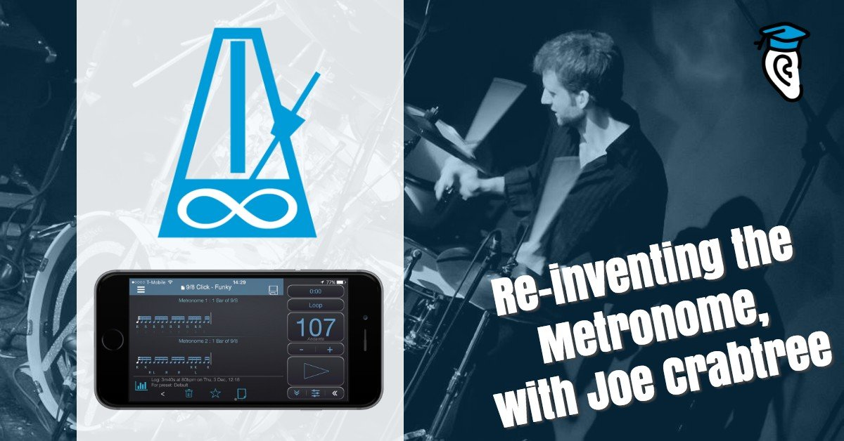 PolyNome: Reinventing the Metronome, with Joe Crabtree