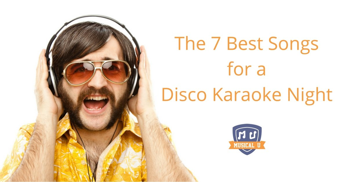 The 7 Best Songs for a Disco Karaoke Night