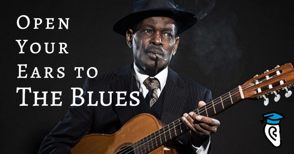 Open Your Ears to the Blues