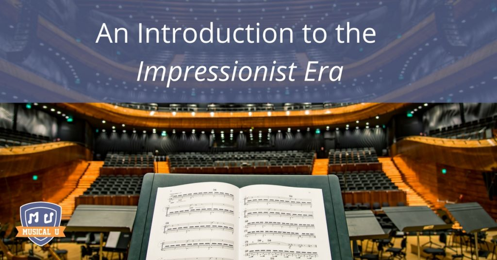 An Introduction to the Impressionist Era