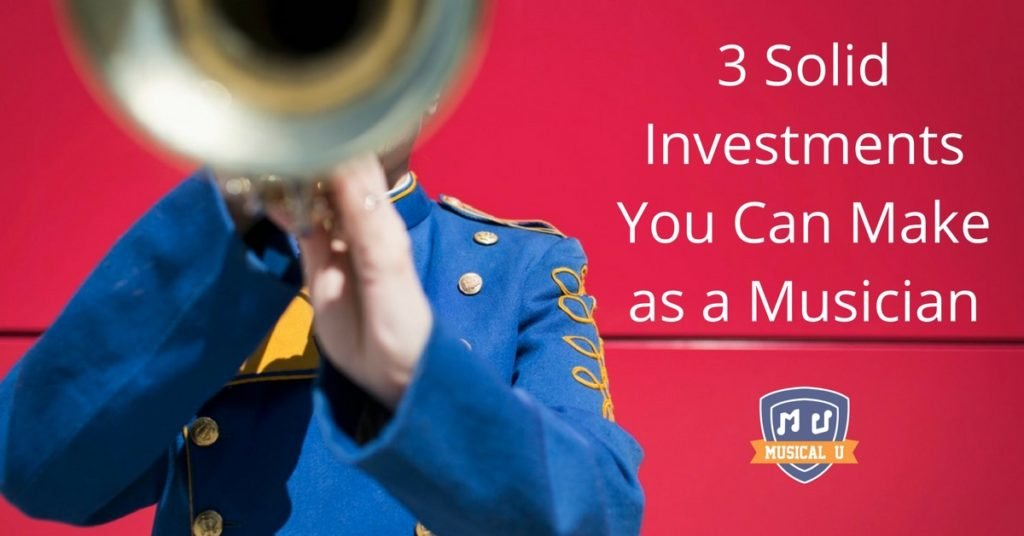 3 Solid Investments You Can Make as a Musician
