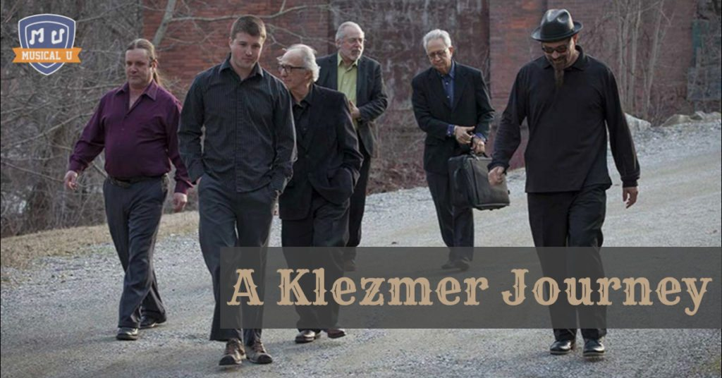 A Klezmer Journey, with Paul Green