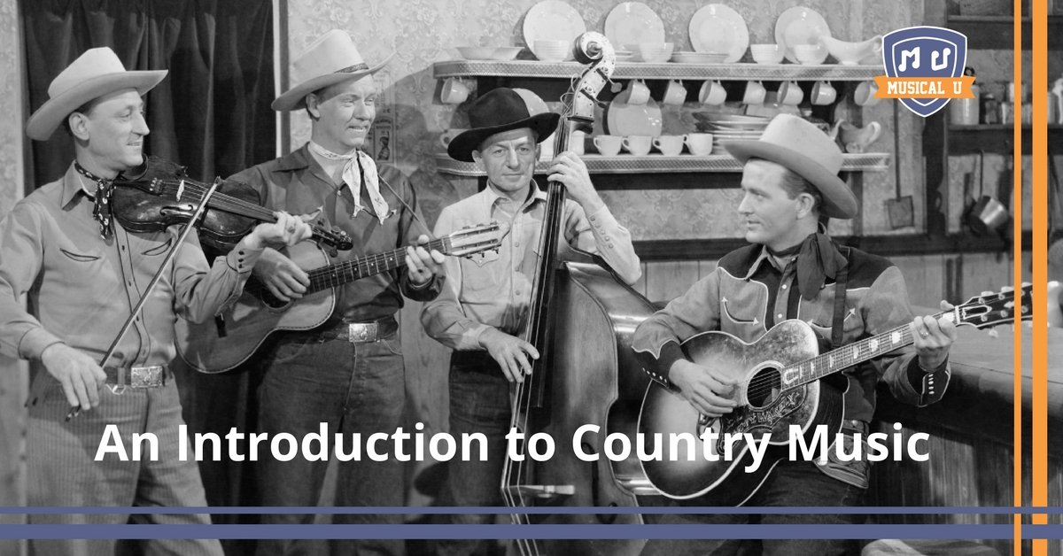 An Introduction to Country Music