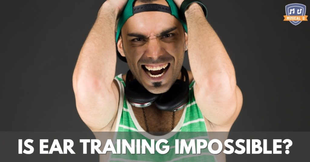 Is ear training impossible?