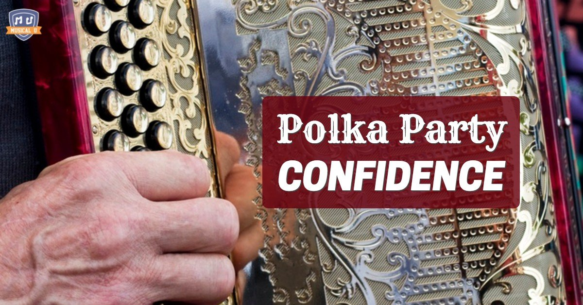 Polka Party Confidence
