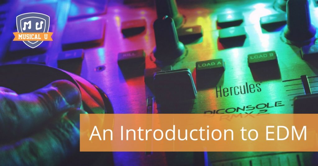 An Introduction to Electronic Dance Music (EDM)