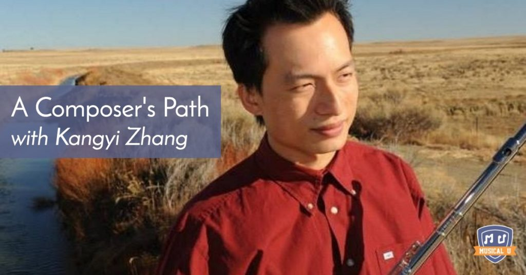 A Composer's Path, with Kangyi Zhang