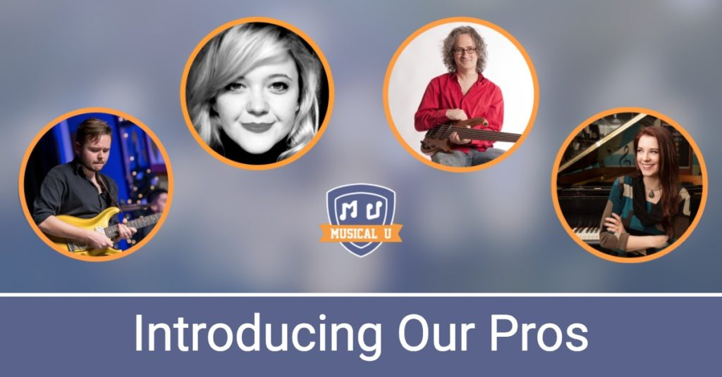 Introducing our Resident Pros!