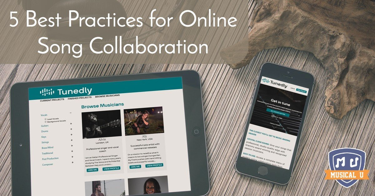 5 Best Practices for Online Song Collaboration