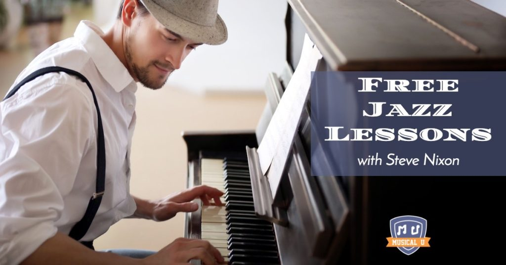 Free Jazz Lessons, with Steve Nixon