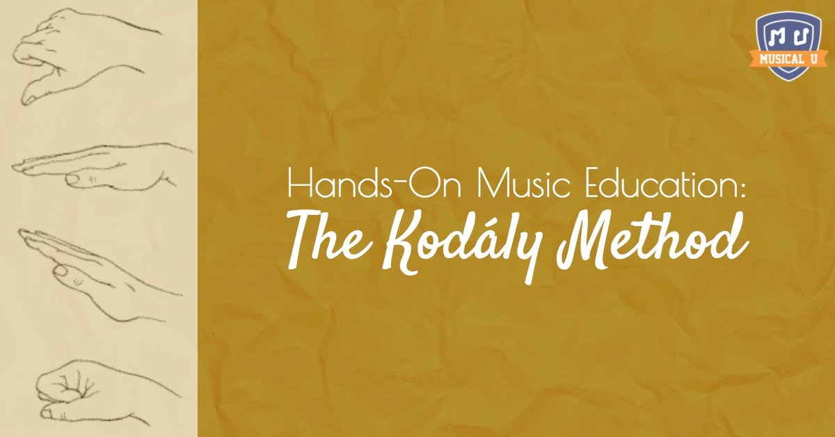 What Is The Kodly Method Musical U