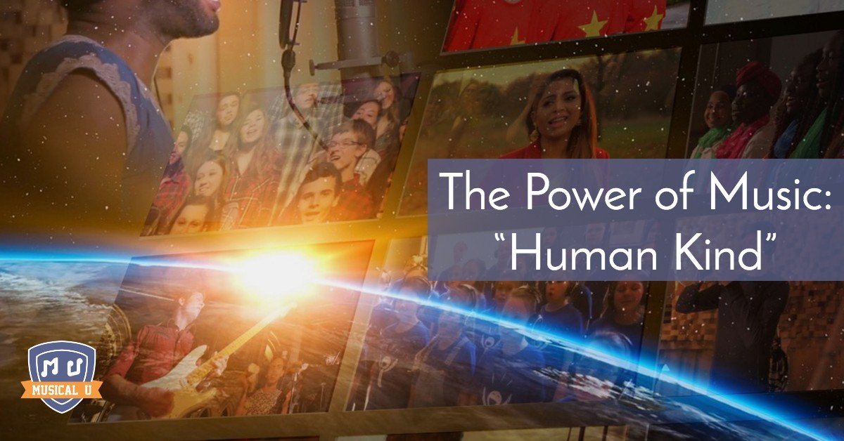 "The Power of Music: ""Human Kind"", with Michael Solomon Williams"