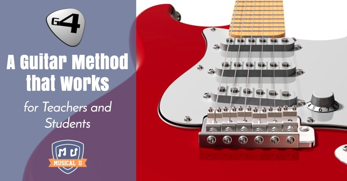 A Guitar Method That Works For Teachers And Students With David