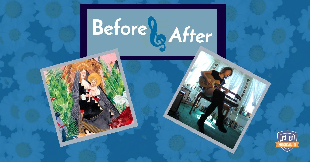 Before and After: Covering Father John Misty