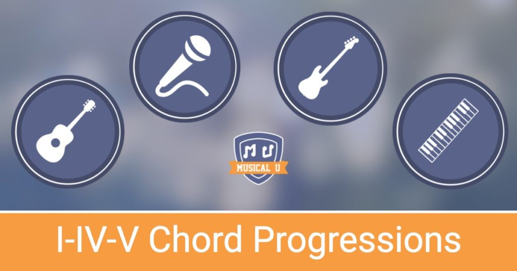 I-IV-V Chord Progressions: Resource Pack Preview