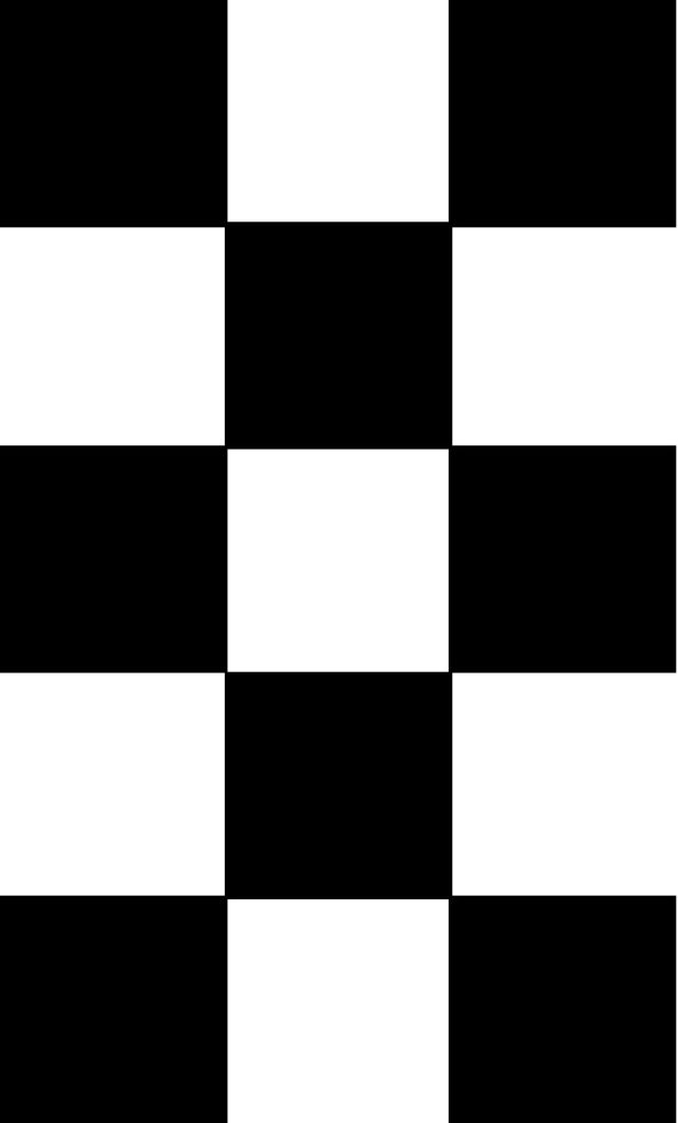 Checkerboard pattern made famous in ska by 2 Tone