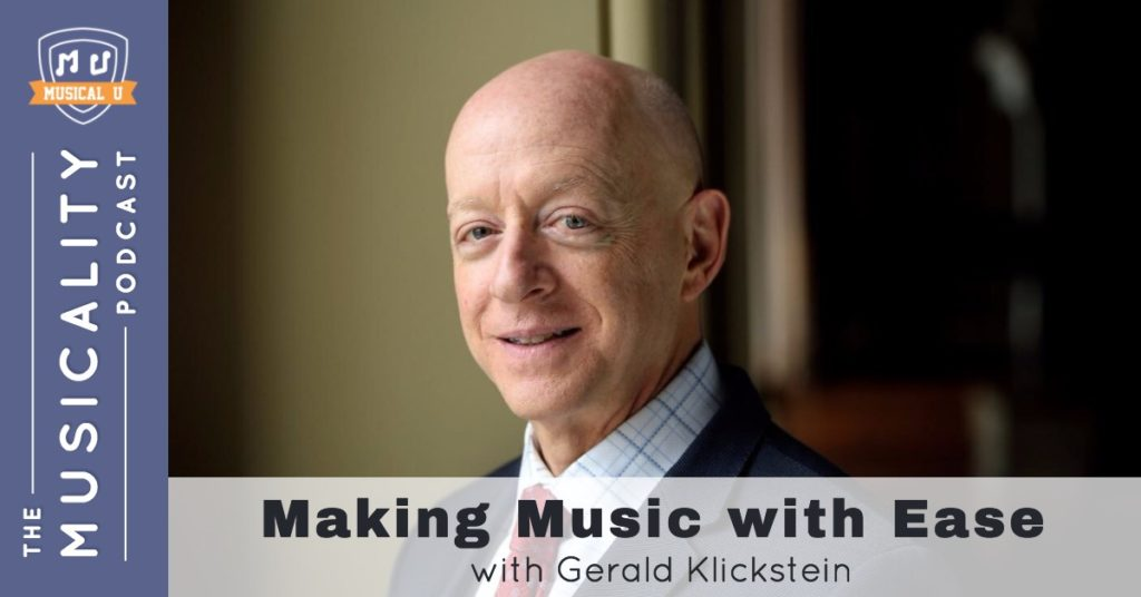 Making Music with Ease, with Gerald Klickstein