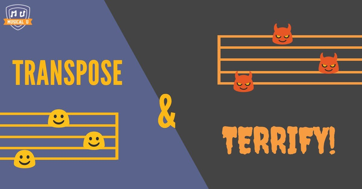 Transpose and Terrify