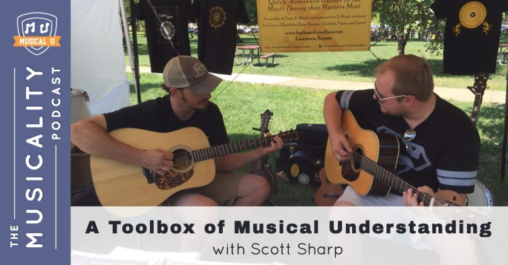A Toolbox of Musical Understanding, with Scott Sharp