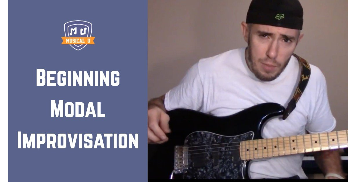 Beginning Modal Improvisation, with Brian Kelly from Zombie Guitar