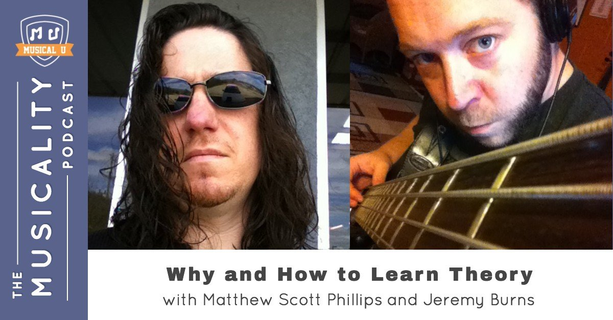 Why and How to Learn Theory, with Matthew Scott Phillips and Jeremy Burns