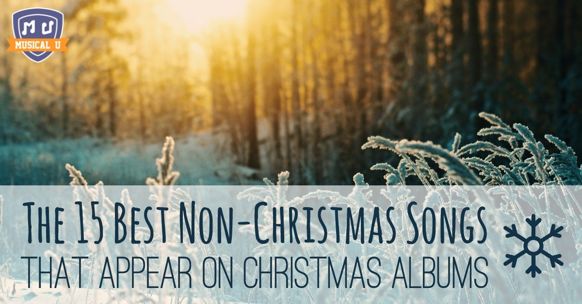 The 15 Best Non-Christmas Songs That Appear On Christmas Albums