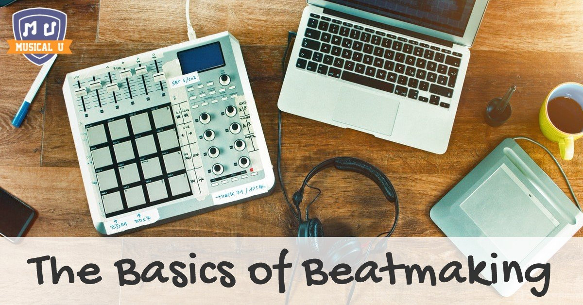 Beat production for hip hop and rap songs