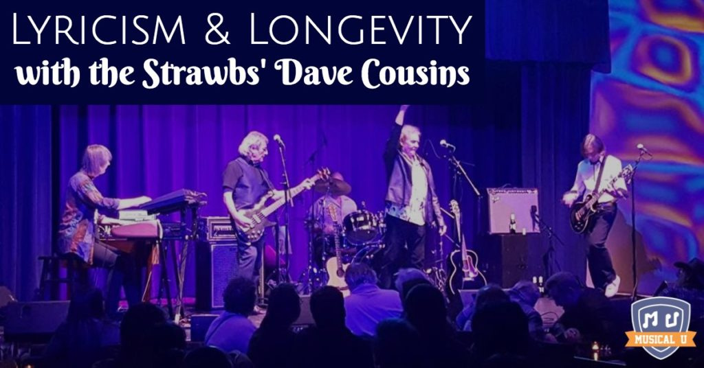 Lyricism and Longevity, with the Strawbs' Dave Cousins