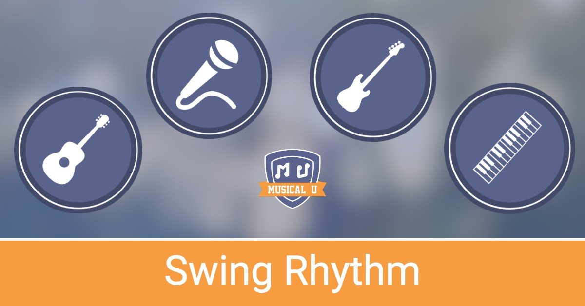 Swing Rhythm Resource Pack Preview Musical U