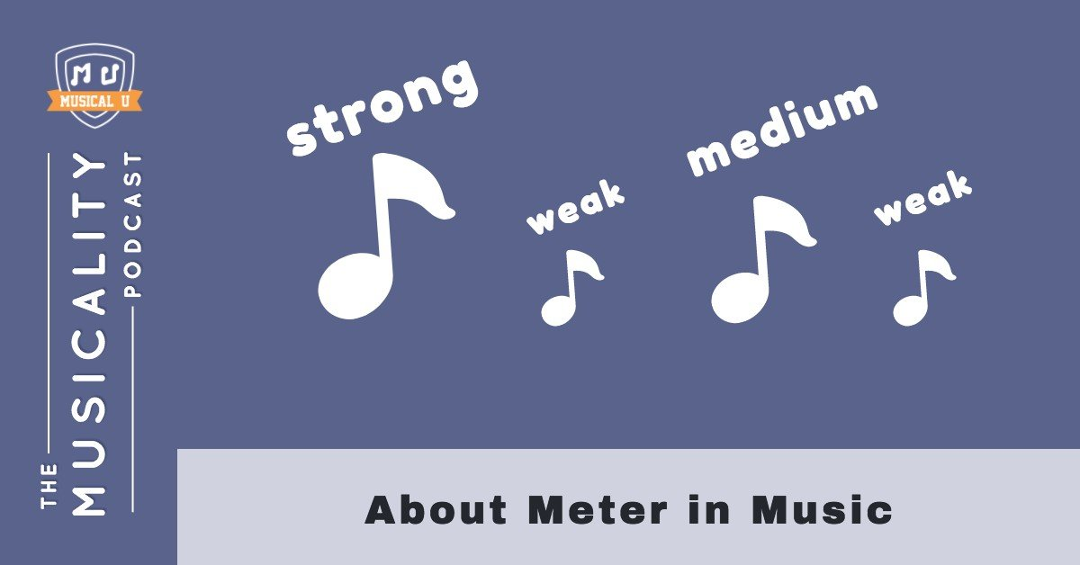 The concept of meter