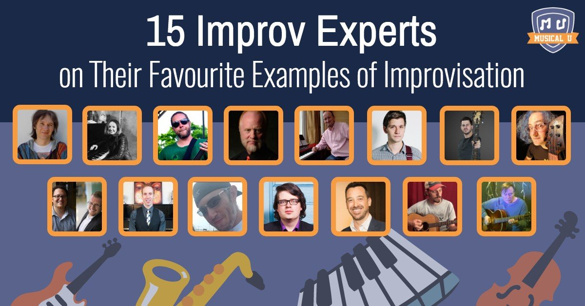 Experts on improv