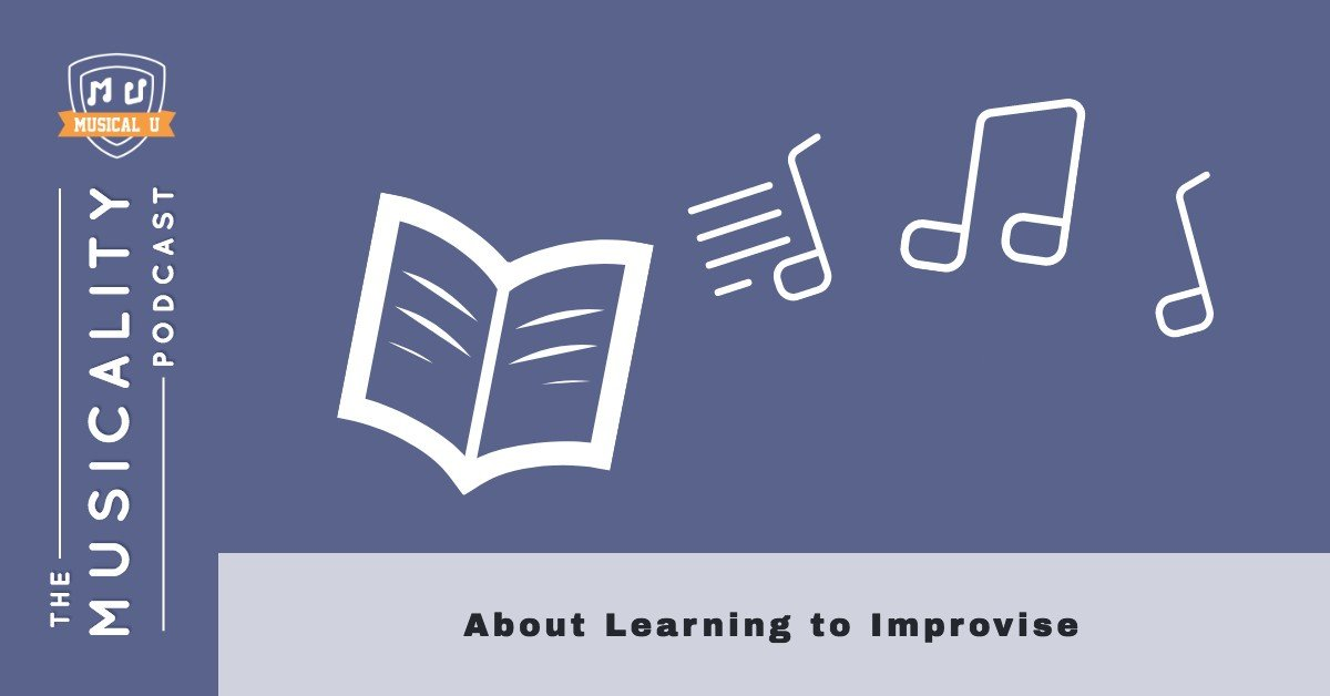 About Learning to Improvise