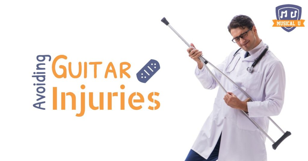 How to Avoid Guitar Injuries
