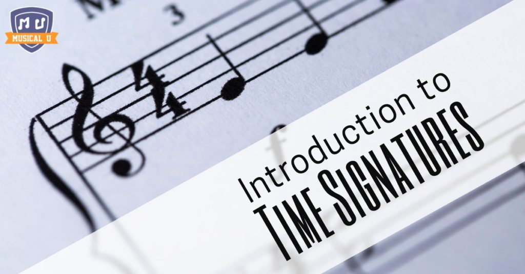 Introduction to Time Signatures