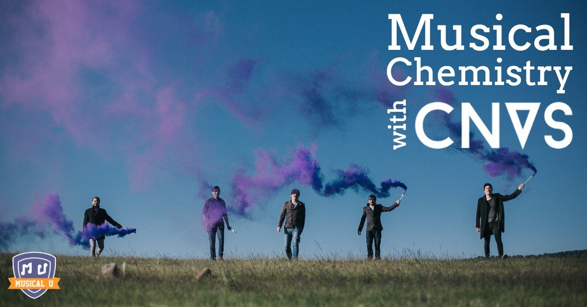 Musical Chemistry, with CNVS