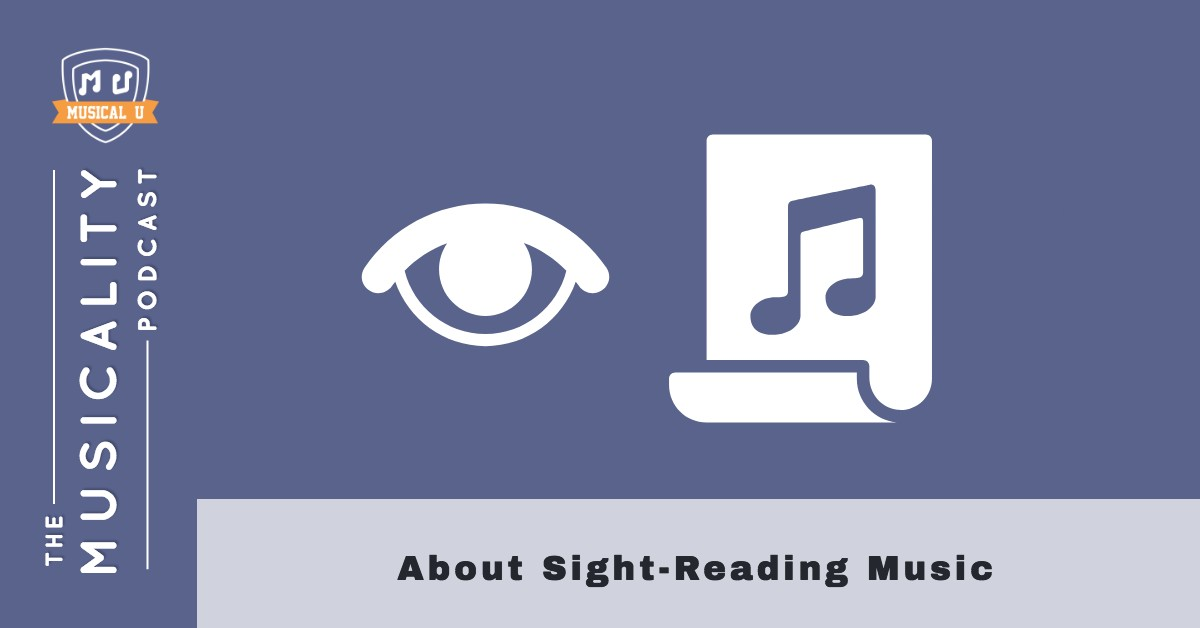 About Sight-Reading Music