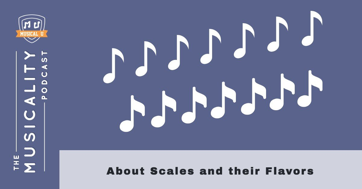 About Scales and their Flavors