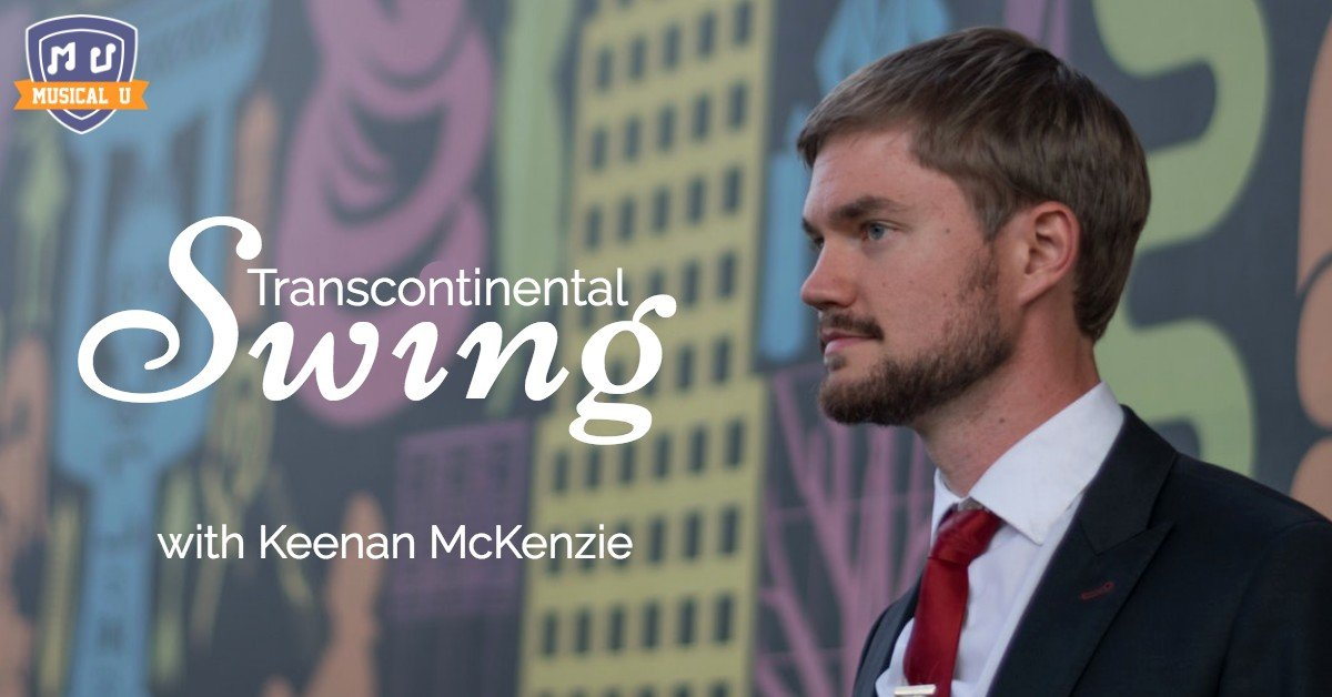 Transcontinental Swing, with Keenan McKenzie