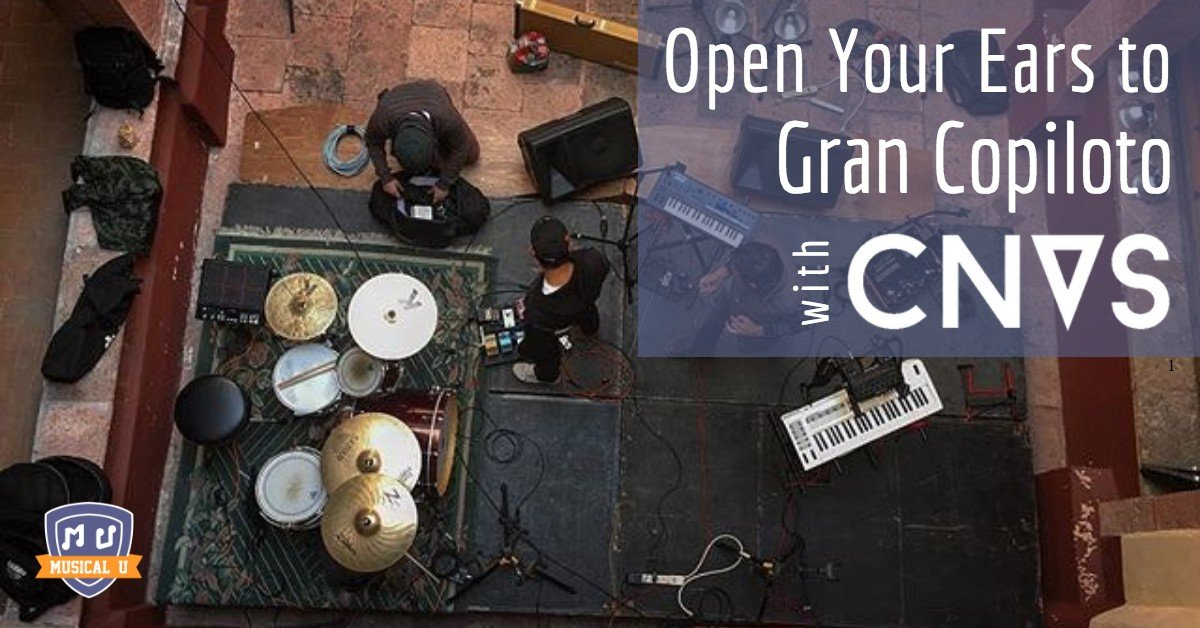 Open Your Ears to Gran Copiloto with CNVS