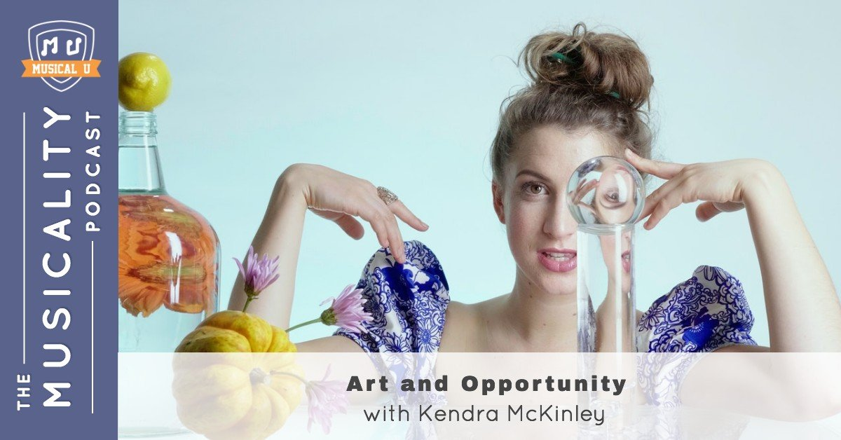 Art and Opportunity, with Kendra McKinley