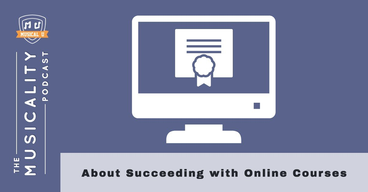 About Succeeding with Online Courses
