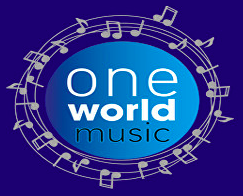 One World Music logo