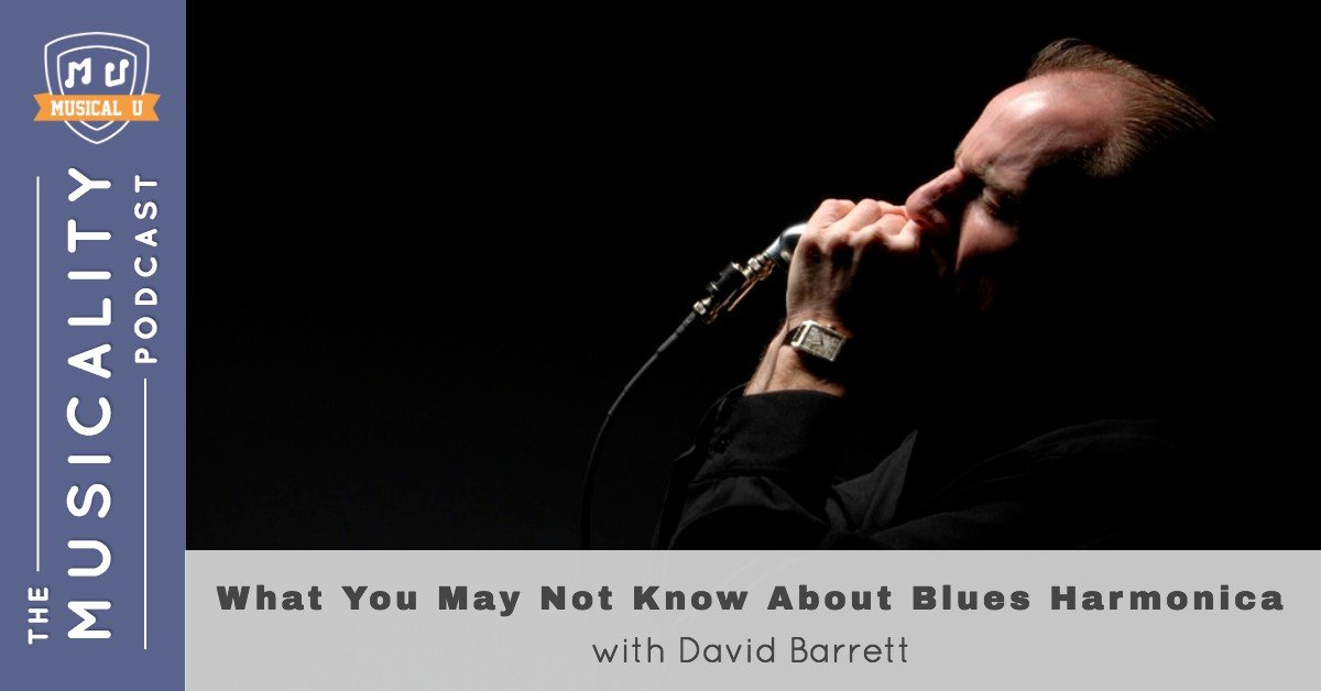 What You May Not Know About Blues Harmonica, with David