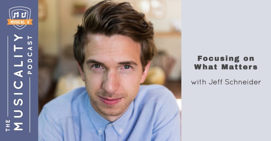 Focusing on What Matters, with Jeff Schneider
