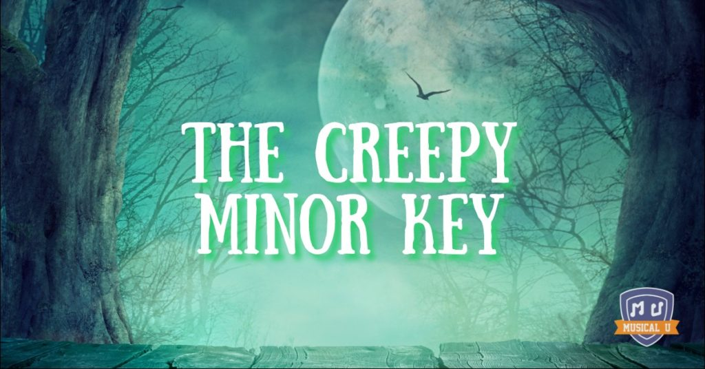 The Creepy Minor Key