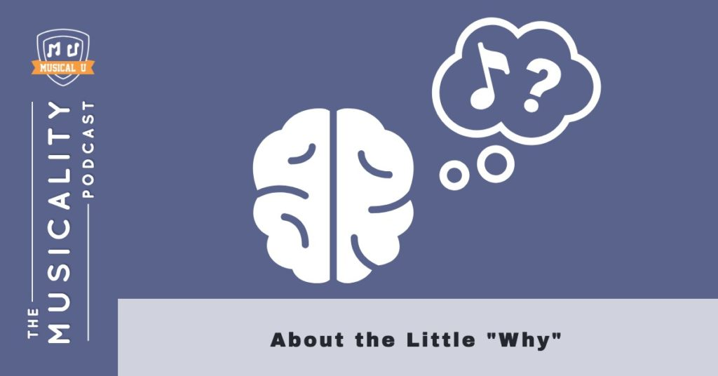 """About the Little """"Why"""""""