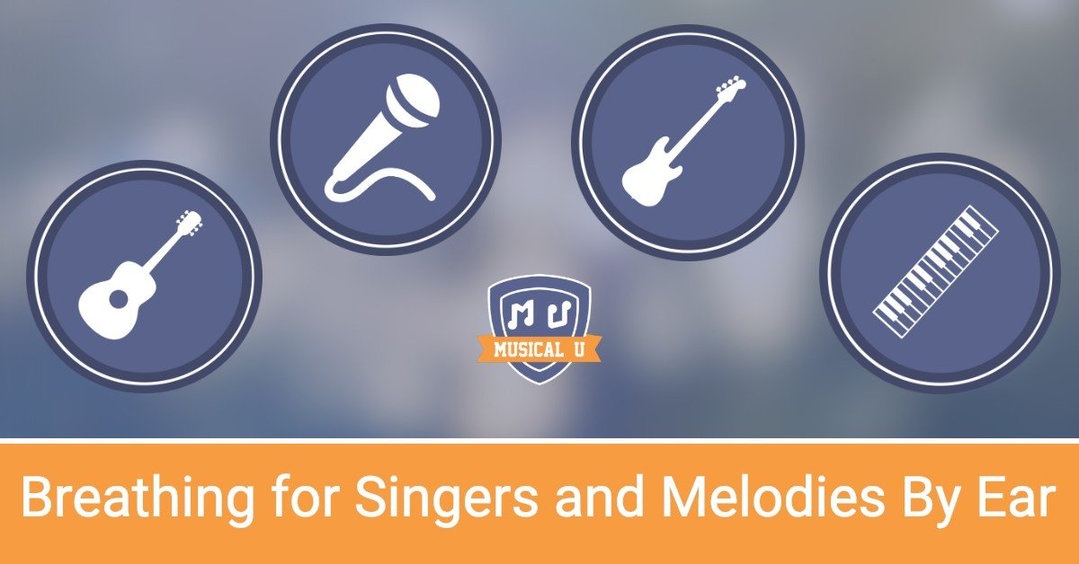 Breathing for Singers and Melodies By Ear – Resource Pack Preview